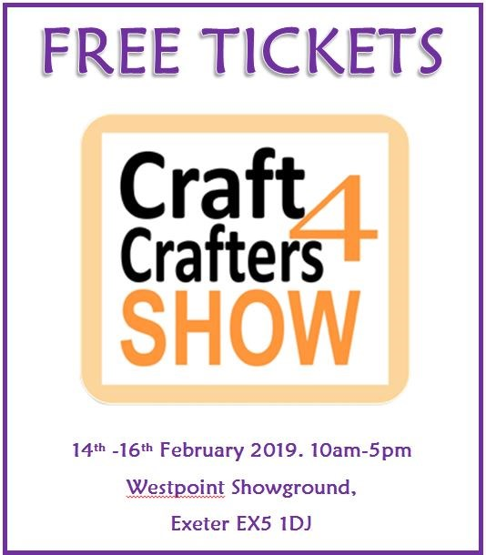 Craft4Crafters February 2019